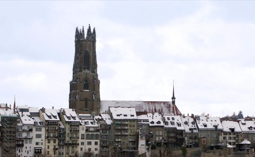 Reportage – Cathédrale de Fribourg