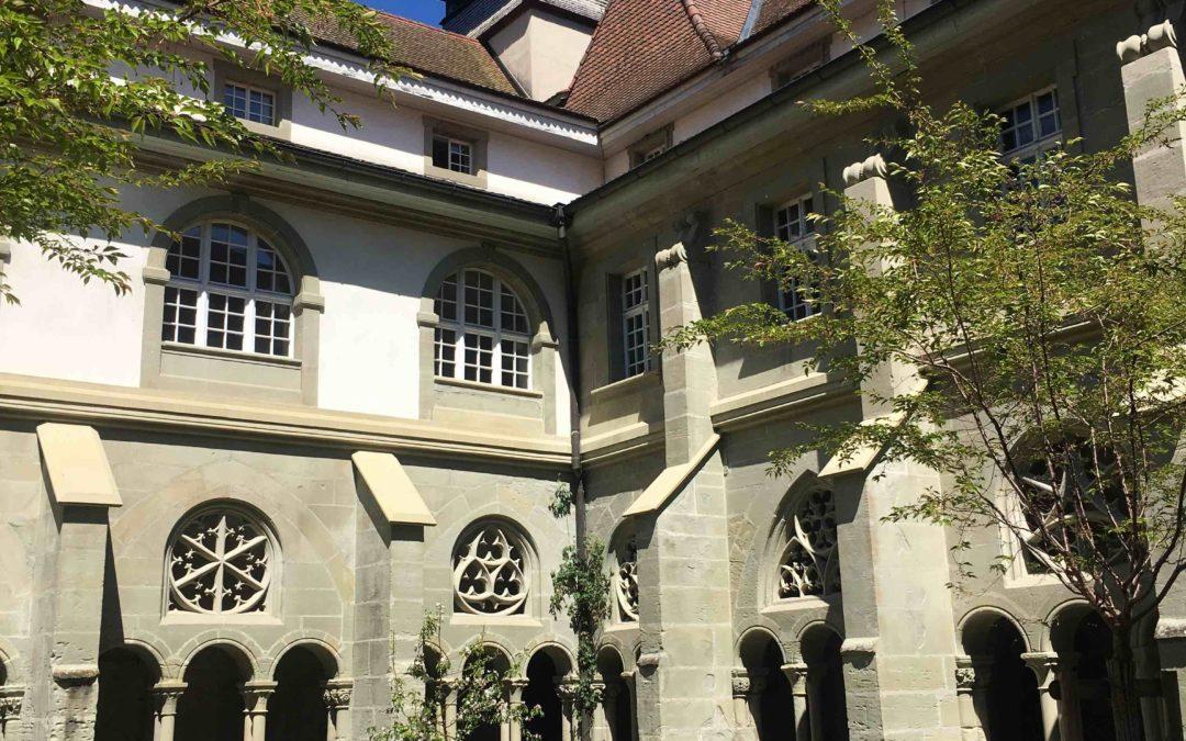 L'Abbaye d'Hauterive, Le Silence des Hommes